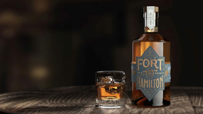 Bulletproof Creates Branding for New Premium Rye Whiskey Brand, Fort Hamilton