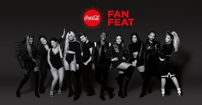 JWT Brazil Taps into the Passion Point of Music for Coca-Cola's #FanFeat Campaign