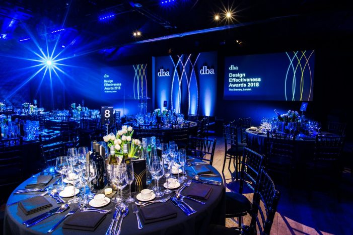 Agencies celebrate DBA Design Effectiveness Awards success