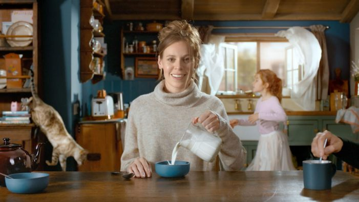 M&C Saatchi Launches 'Breakfast on the Slow' with Dorset Cereals