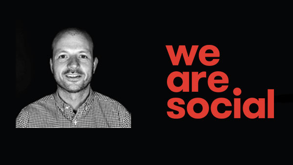We Are Social appoints Murray Gordon as client partner