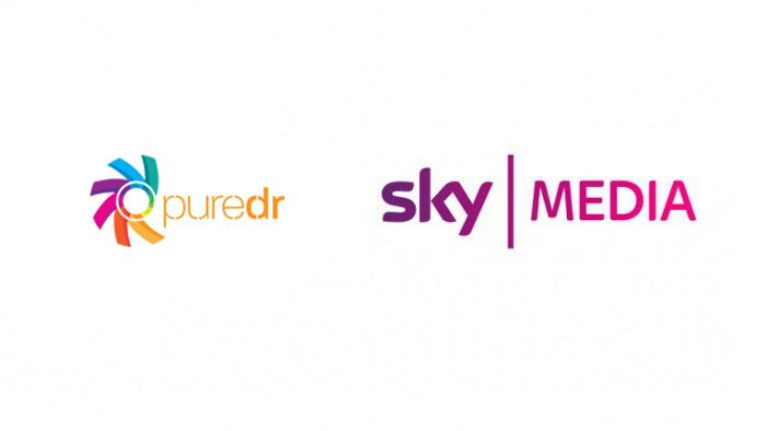 Sky Media partners with Pure DR to provide seamless teleshopping campaign creation