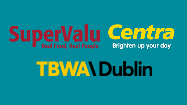 TBWA\Dublin Wins Supervalu and Centra Accounts