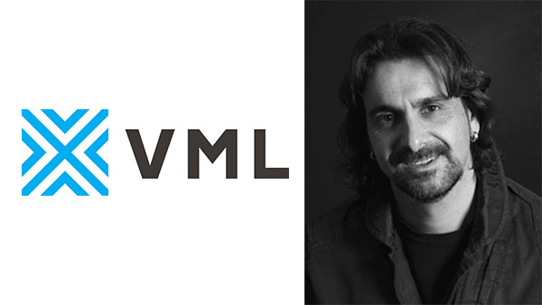 Jason Xenopoulos promoted to Global Chief Vision Officer and CCO of VML EMEA
