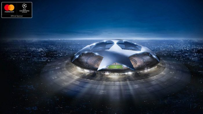 Mastercard renews UEFA Champions League partnership