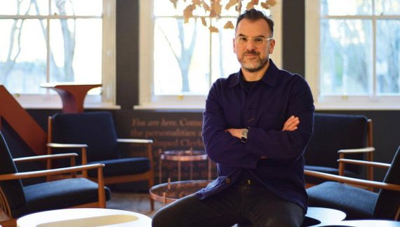 Design Bridge's Graham Shearsby to Chair the Design Jury at The 20th FAB Awards