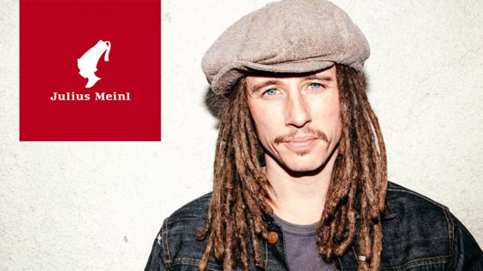 JP Cooper teams with Julius Meinl to create a new song celebrating poets from around the world