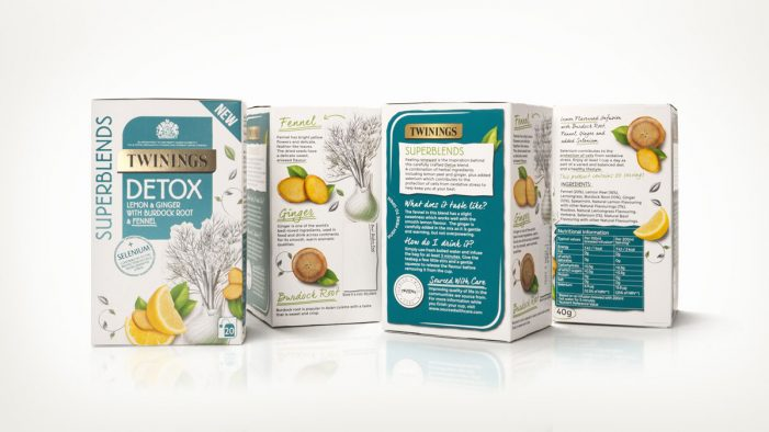 Twinings appoints M&C Saatchi as Lead Creative Agency
