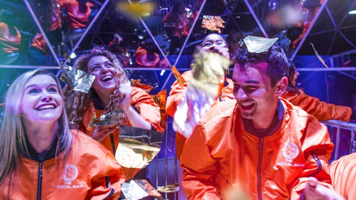 Crystal Maze Live ad campaign awarded to Media Agency Group