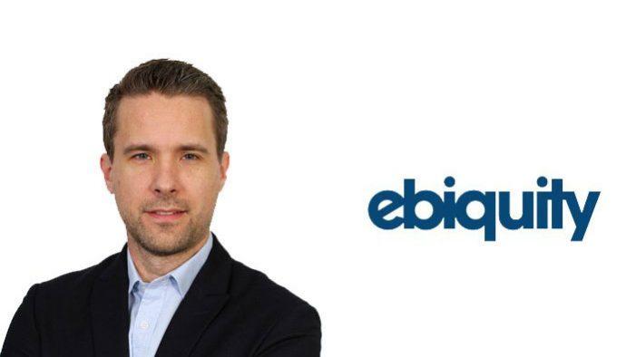Ebiquity appoint Martin Vinter as new UK Media Practice Lead