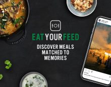 AnalogFolk Use AI to Turn Instagram Memories into Meal for Knorr in New 'Eat Your Feed'  Campaign