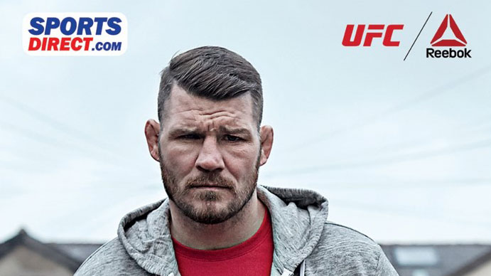 "Reebok and Sports Direct bring ""Reebok Knockout"" experience to London in UFC collaboration"