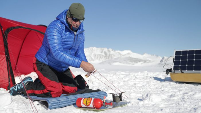 Edelman develop the world's first content series from Antarctica for Shell in the name of renewable energy