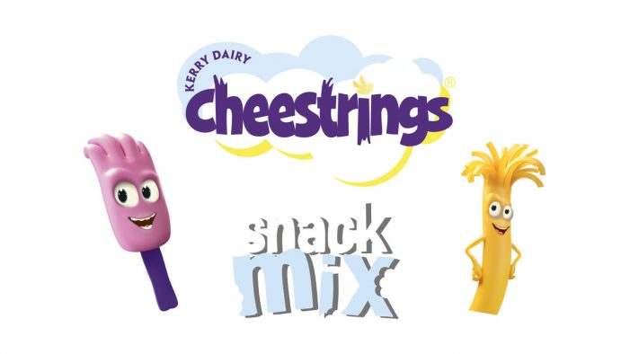 Kerry Foods Launches £1.5M Campaign Set to Unleash the Fun in the Cheese Snacking Category
