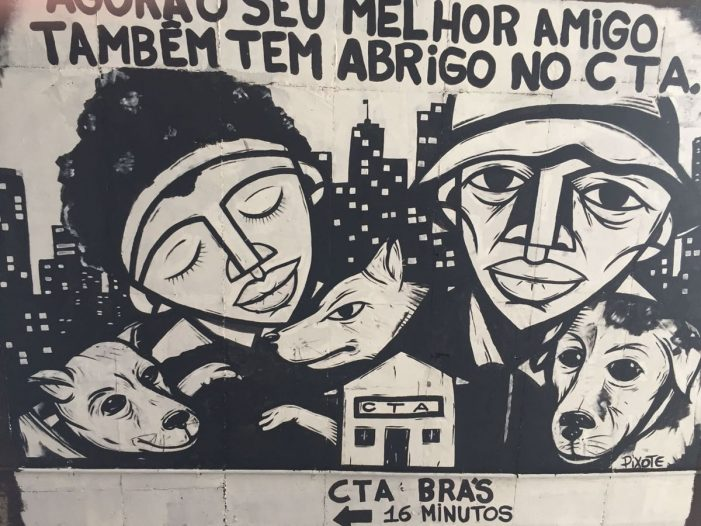 São Paulo City Hall transforms viaducts in media to talk with homeless people