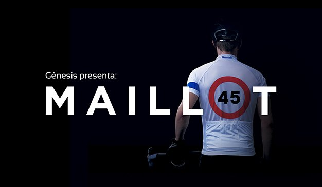 "VCCP Spain presents ""Maillot 45"" campaign for Génesis Seguros"