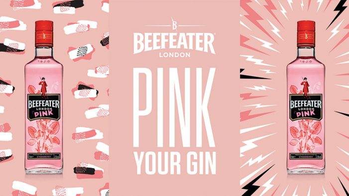 Impero Helps Beefeater Gin's New Launch Look Pretty in Pink
