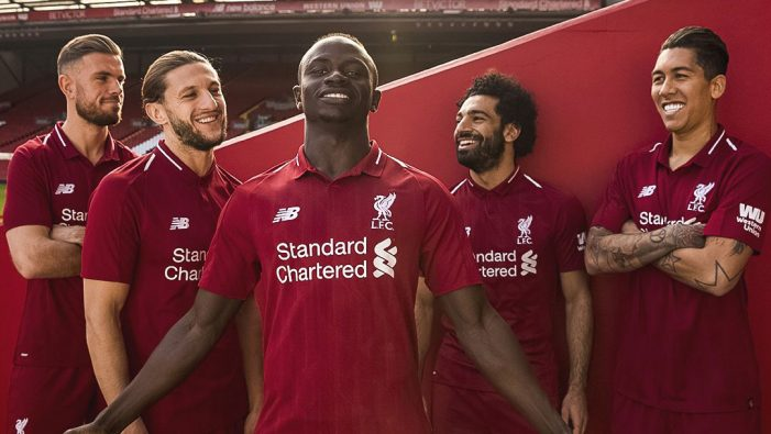 New Balance launches 'This Means More' campaign to mark release of new Liverpool FC home kit