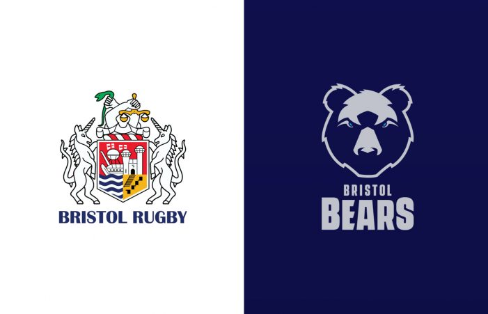 Bristol Rugby rebrand demonstrates club's fierce ambition