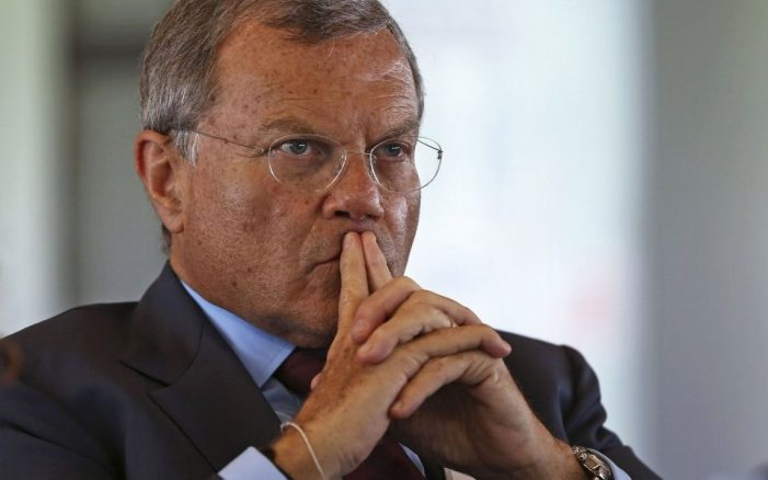 WPP Confirms Investigation Into Sir Martin Sorrell