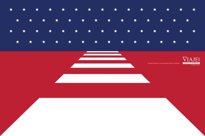 Mestiça Agency unveils Flags campaign for Brazilian magazine Viaje Mais