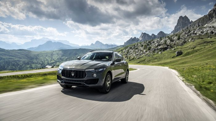 Maserati use Sky AdSmart to launch their first UK TV ad campaign for Levante SUV