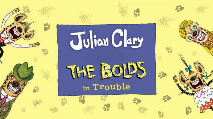 Andersen Press appoints The Big Shot to promote Julian Clary's 'The Bolds'