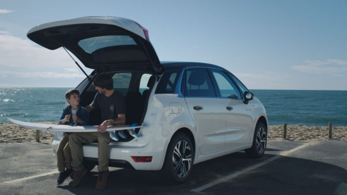 Citroën and Rip Curl partner up for the surfer community