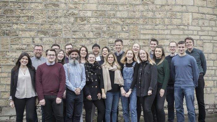 Armadillo CRM opens the doors to its new Bristol office