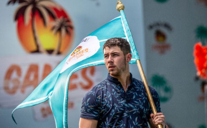 "Malibu Invites Nick Jonas & Other Influencers to Unleash their ""Summer You"" at the New Malibu Games"