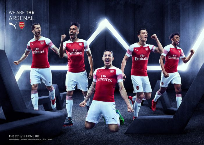 Knas launch PUMA & Arsenal kit campaign with Héctor Bellerín & Nacho Monreal