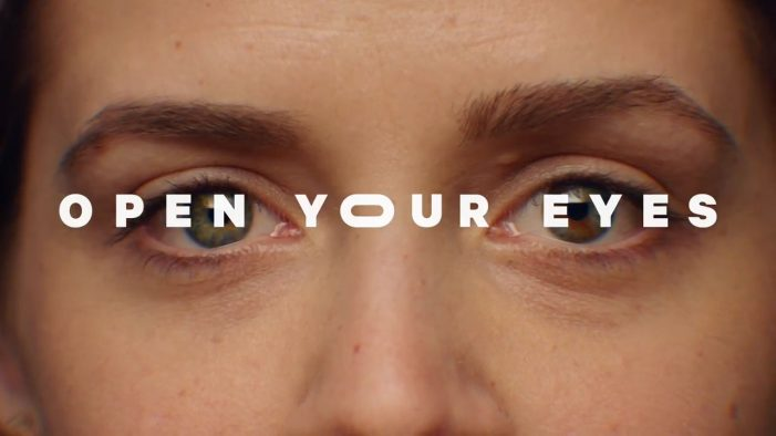 Oculus mark the release of Oculus Go with new 'Open Your Eyes' campaign