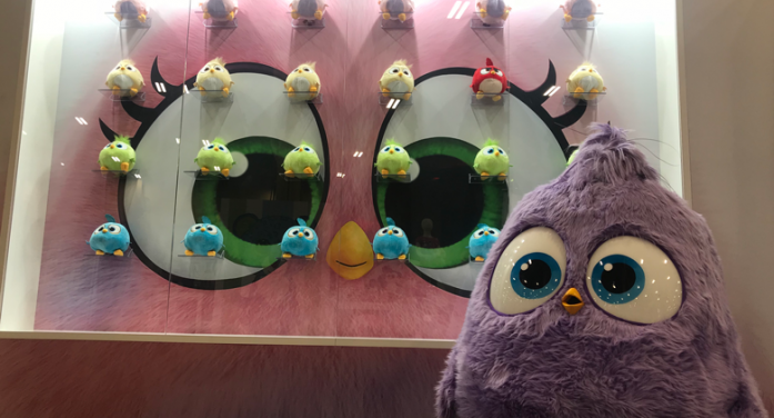 Rovio Entertainment reveals new premier licensing program for Angry Birds franchise in North America