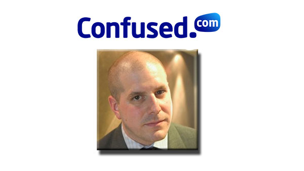 New Chief Marketing Officer at Confused.com enters race to save drivers money
