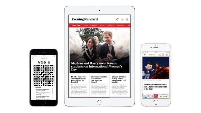 Investment in redesign rewarded with stellar digital growth for Evening Standard
