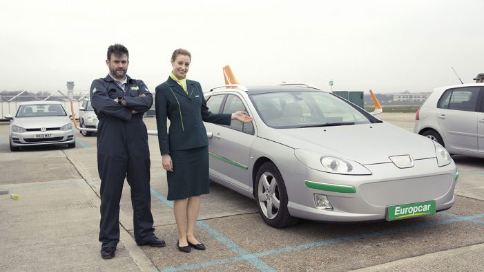 easyJet and Europcar share mockumentary introducing flying hire cars