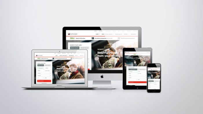 Kagool consolidates Inchcape's 11 domains into one faster, configurable & personalised website