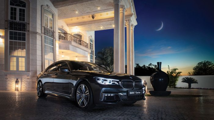 BMW launches #30DaysOfJoy Ramadan campaign by Serviceplan Group Middle East