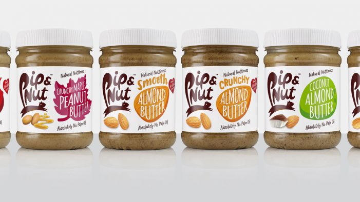 B&B Studio Refreshes its Packaging for Pip & Nut