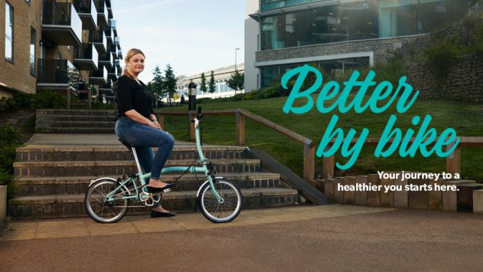 Evans Cycles launch new Better by bike campaign in the UK