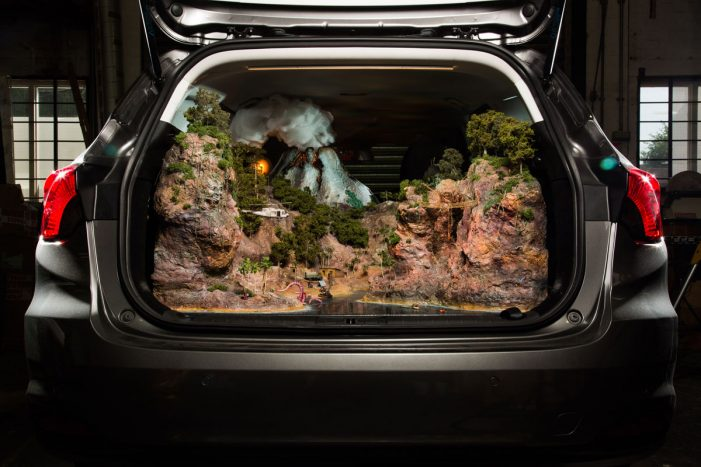 Fiat launches large-scale cinema sponsorship and first-ever foyer activation