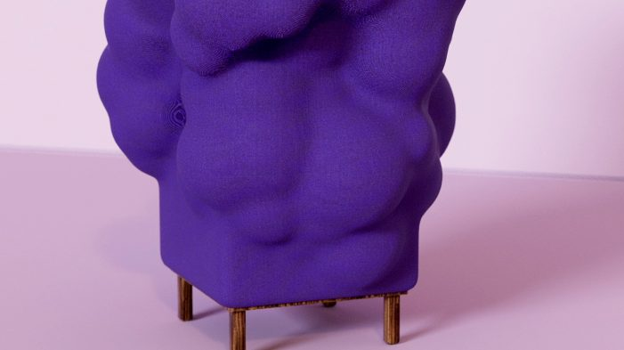 ZEITGUISED release exploratory commercial project and exhibition film for Kvadrat
