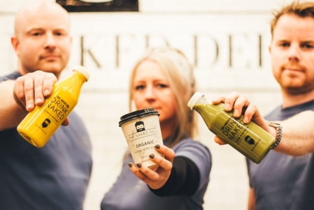Foresight invests £2.5 million into The Naked Deli Limited