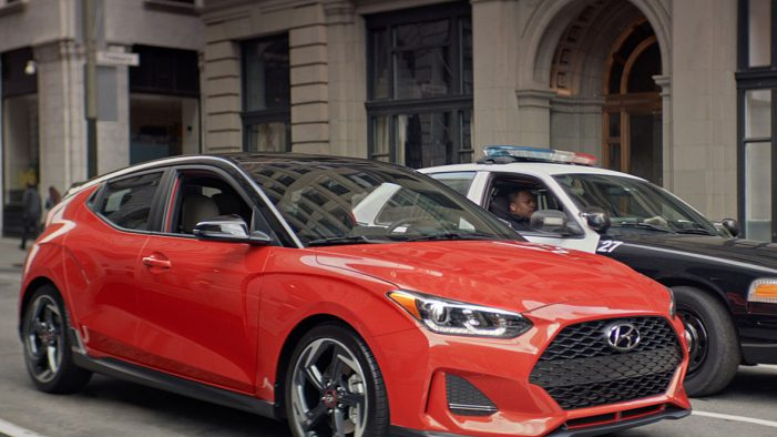 Hyundai preps for the all-new Veloster's appearance in Ant-Man and The Wasp with new campaign