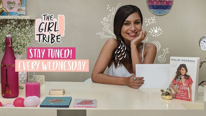 MissMalini Entertainment launches its first studio web series – 'The Girl Tribe'
