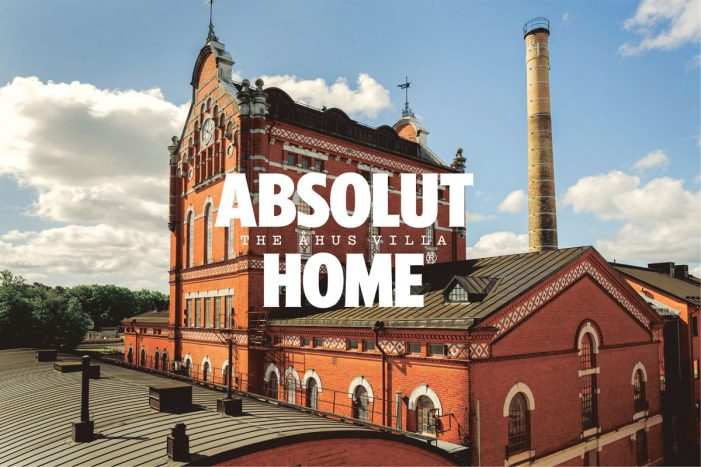 Absolut Are Opening Their Doors And Welcome All To Absolut Home