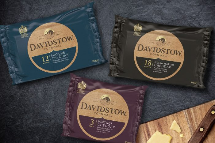 BrandOpus Provides Fresh Branding For Davidstow