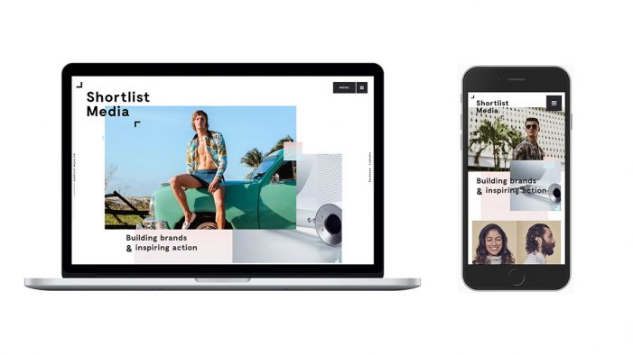Shortlist Media relaunches corporate site, created by in-house tech team