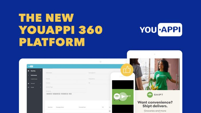 YouAppi unveils major upgrades to its 360 platform