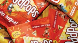 Ella's Kitchen launches OddPops, a snack for older kids, with brand design by Biles Hendry